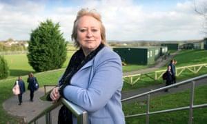 Lorna Lyons at Gillingham school