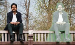 Ahir Shah (and his future self)