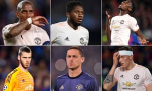 A season to forget at Manchester United.