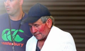 Alleged victim of Gino and Mark Stocco 'lay in shallow grave