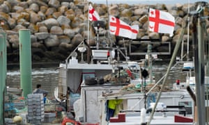 Indigenous-run lobster fishery harbour in Saulnierville, Nova Scotia