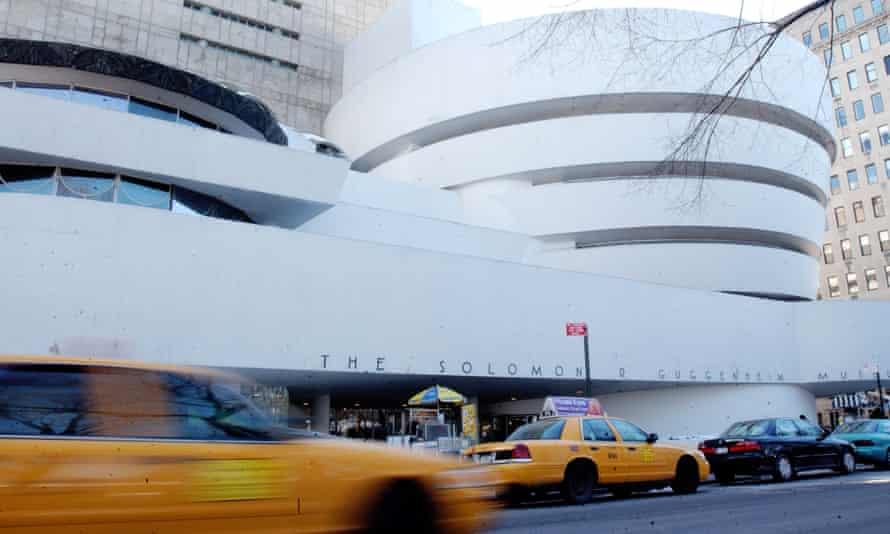 The Guggenheim Museum New York