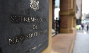 Supreme Court of NSW