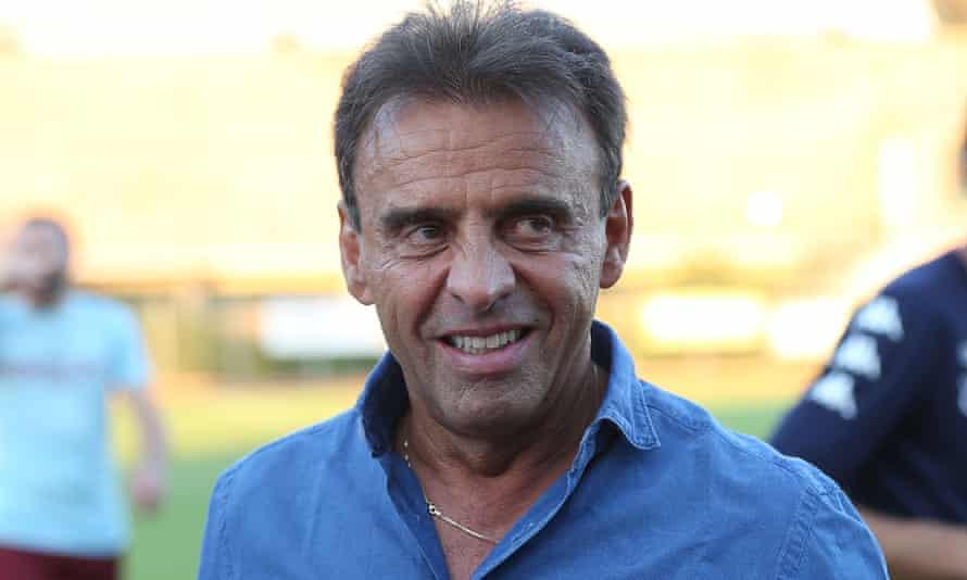 Fabrizio Corsi, president of Empoli