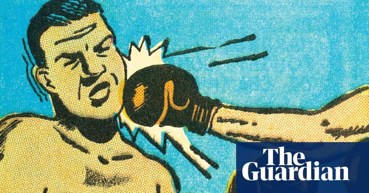 I felt like Mike Tyson: how a novice boxer fell in love with the sweet science