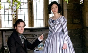 The name's Rochester, Mr Rochester … Michael Fassbender and Imogen Poots in Fukunaga's 2011 Jane Eyre.