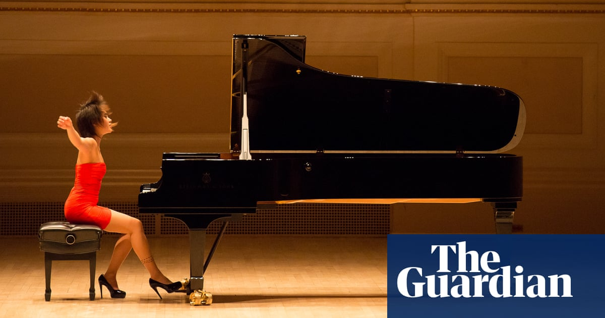 Yuja Wang: 'If the music is beautiful and sensual, why not