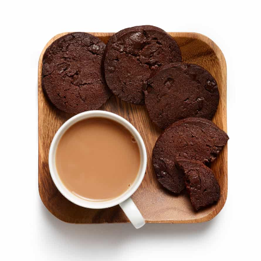 Felicity Cloake's perfect chocolate biscuits