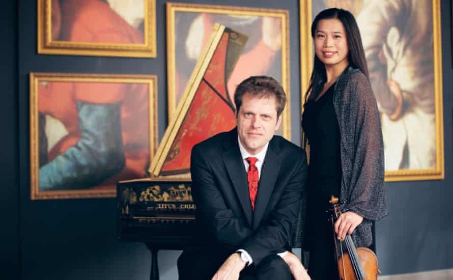 Pieter-Jan Belder and Rie Kimura