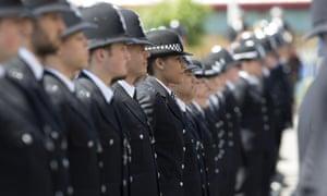Metropolitan Police Passing Out Parade