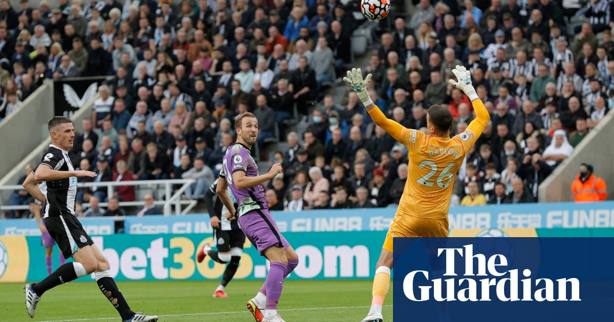 Spurs dominate unsettled Newcastle as Kane and Son brush off early scare