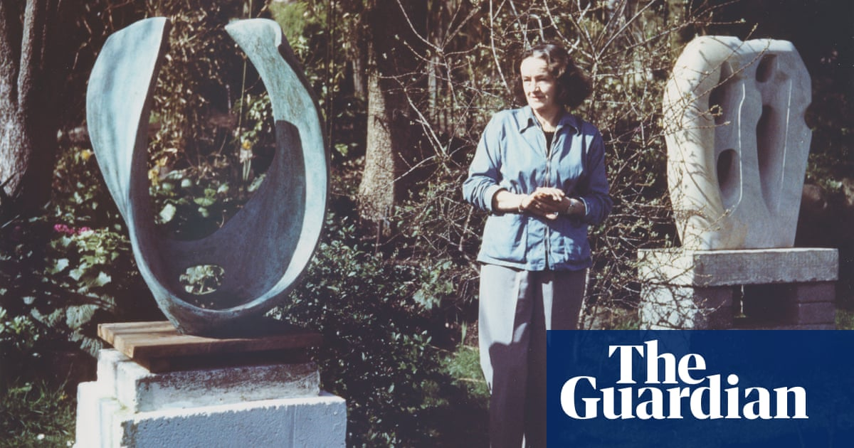 Barbara Hepworth by Eleanor Clayton review – art and life