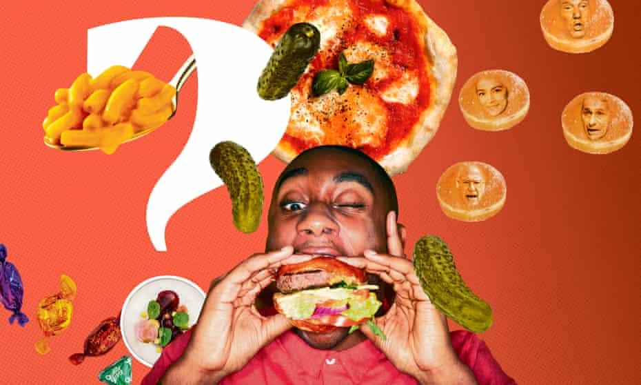 Composite for food quiz 2020