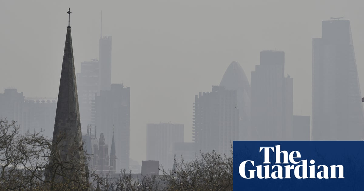 Air pollution linked to more severe mental illness – study