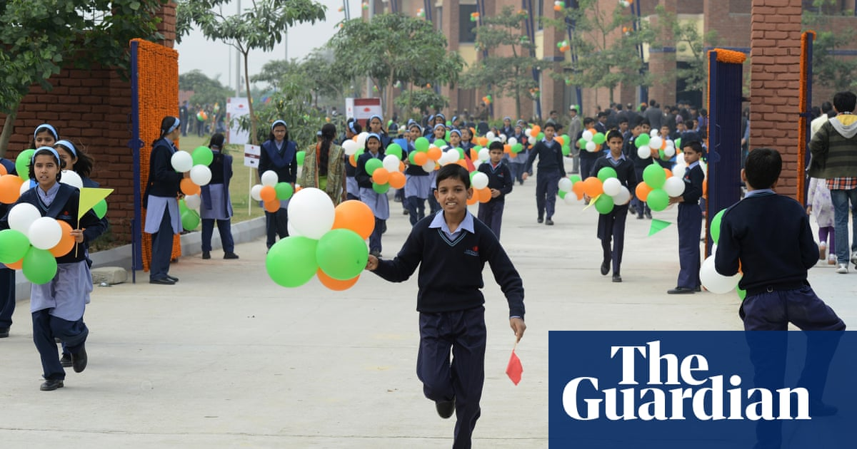 Schooled for success: the academy in India giving rural children a chance