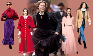 Little Women may have been snubbed at the Oscars, but its influence is clear in catwalk season.
