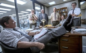 A still from the film The Post