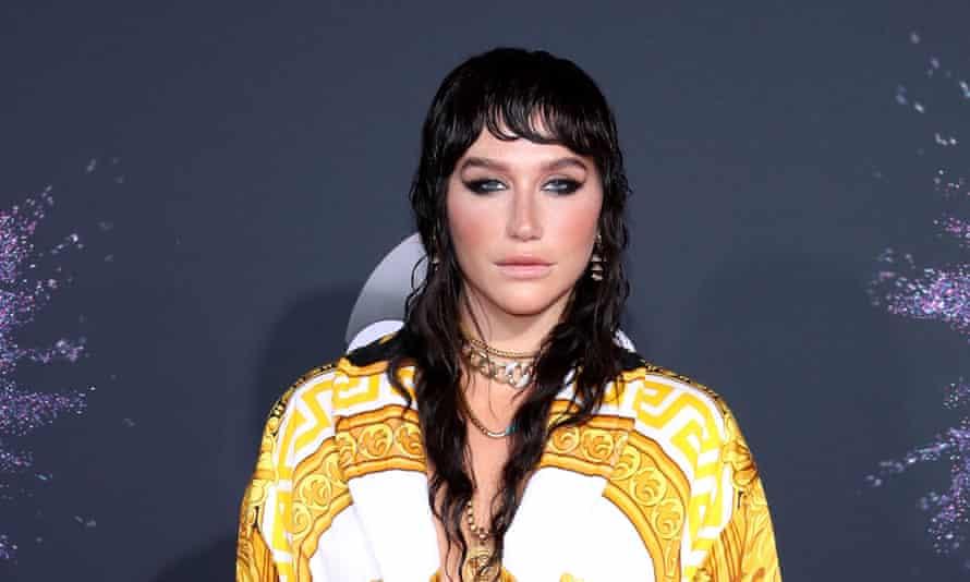 Kesha in November 2019.