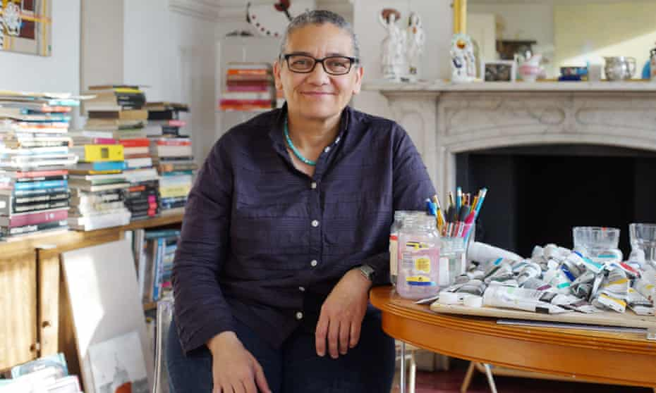 Lubaina Himid – who won the Turner prize in 2017 – features in Rebel Women: The Great Art Fightback.