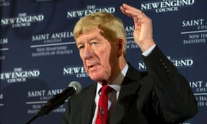 Bill Weld: 'Trump executes laws to deflect blame away from himself, while demanding loyalty from everyone else.'