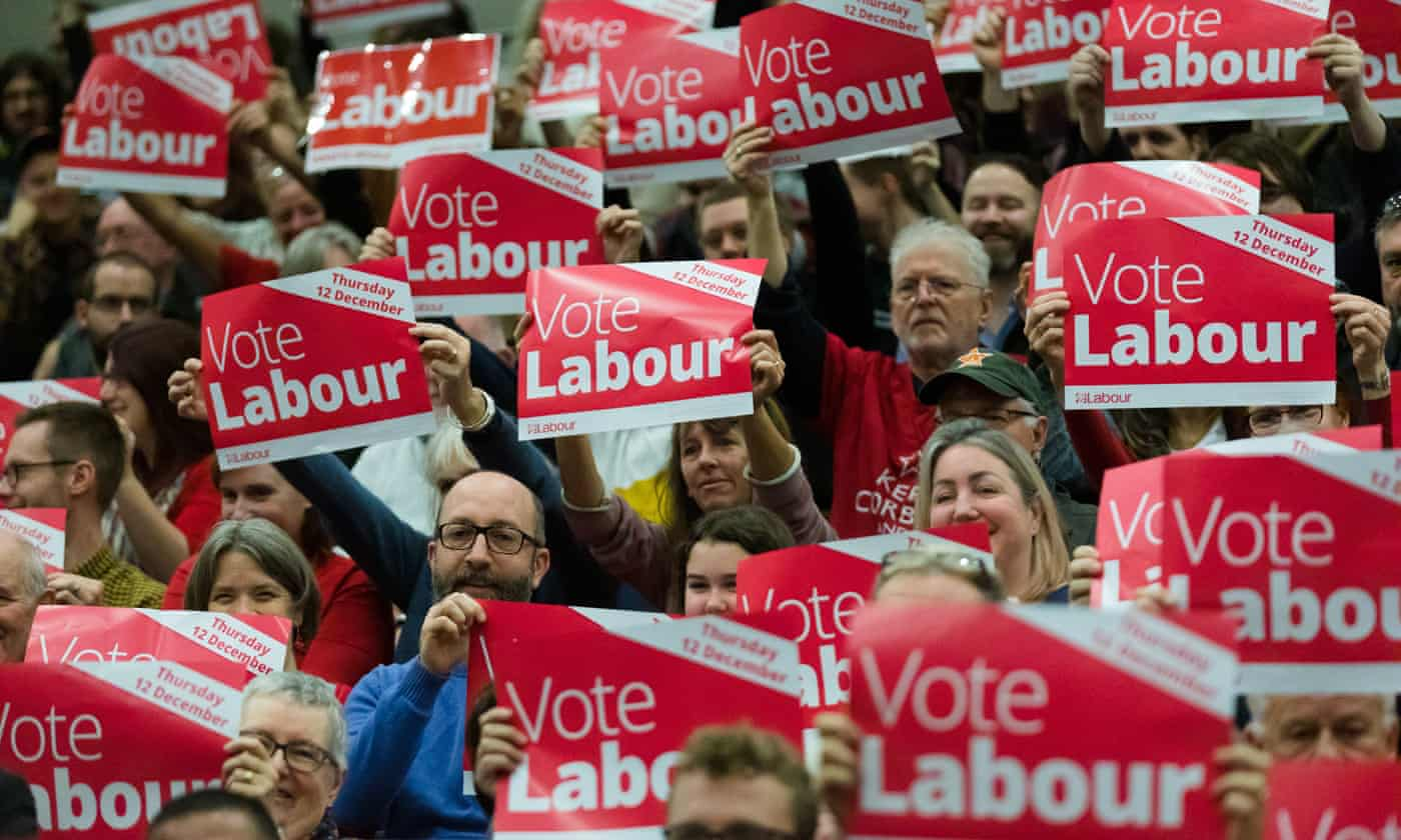 Why I am campaigning for Labour in this seismic election