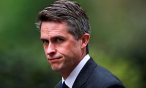 Gavin Williamson said he would be 'absolutely exonerated' if there was a police investigation.