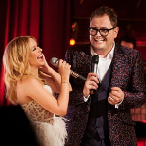 Kylie's Secret Night, with Alan Carr
