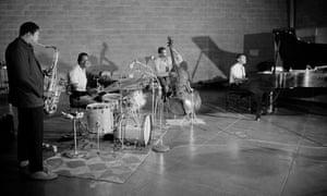 The John Coltrane quartet, with, from left: John Coltrane, Elvin Jones, Jimmy Garrison and McCoy Tyner.
