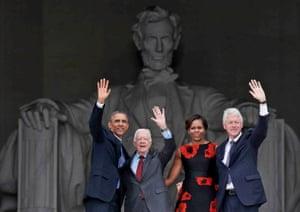 Abraham Lincoln's memorial