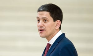 David Miliband: 'This policy is a propaganda gift to extremists around the world who want to tell Muslim communities that America doesn't want them and doesn't want to help them.'