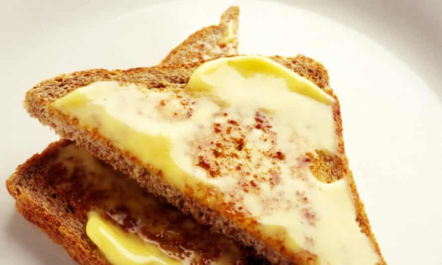 Hot buttered toast is all the proof needed that simple food can be unbeatable.