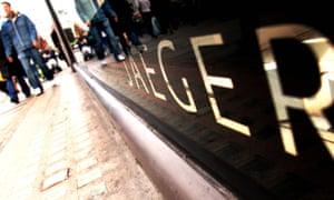 Jaeger Regent Street store