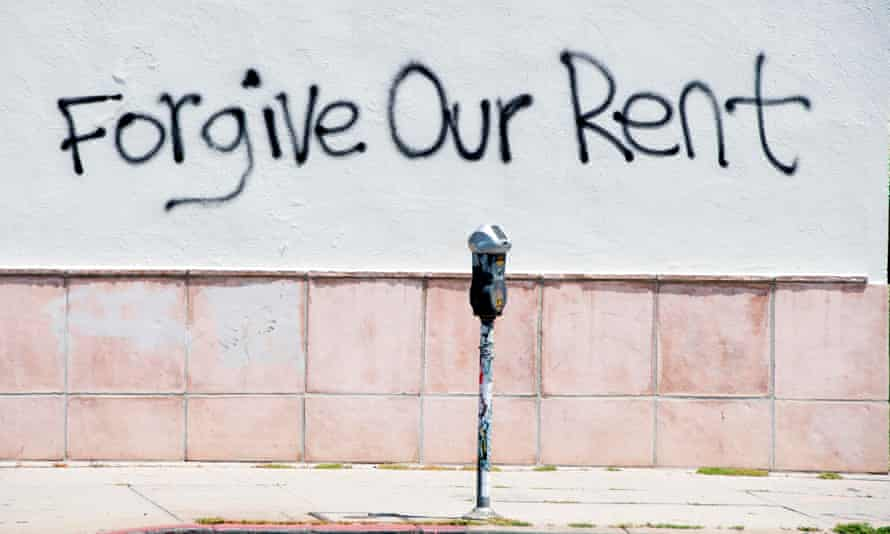 'As many as 40 million people nationwide face eviction due to inability to pay rent.'