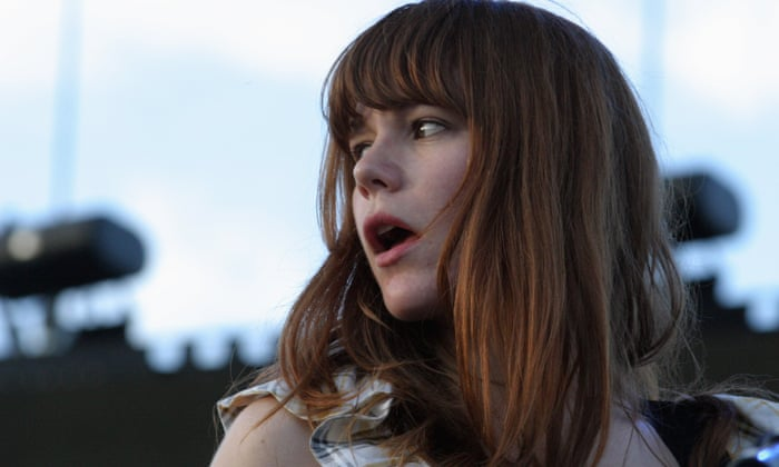 She bangs: what Jenny Lewis's fringe tells us about her