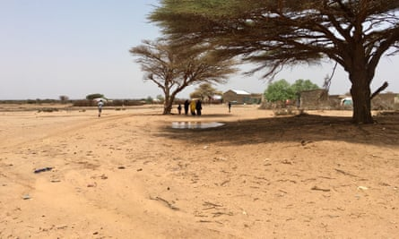 Drought affected communities in Saylabari, Somaliland