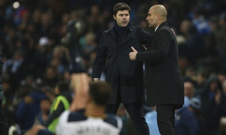 All square in Pochettino and Guardiola's battle of high-speed philosophies | Michael Cox