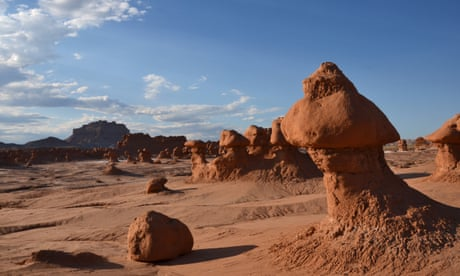 Parks and recreation: discovering Utah's lesser-known wildernesses