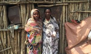 ethiopia female genital mutiliation Leila Kedir with her mother Sadiya Aliye