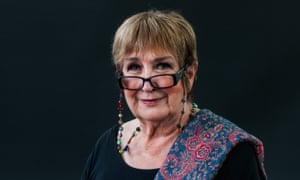 Broadcaster Jenni Murray
