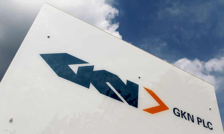 A GKN sign
