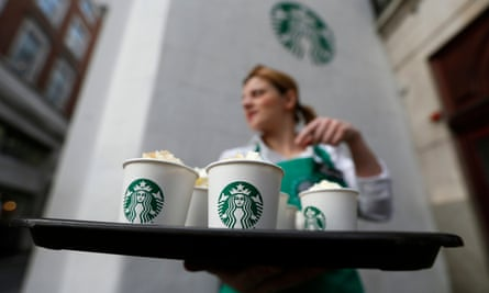 Starbucks has been caught up in a child labour scandal.