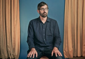'A slight fear of intimacy': Louis Theroux.