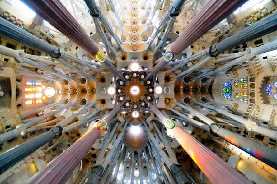 Antoni Gaudí's Sagrada Família