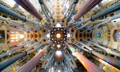 Antoni Gaudí's Sagrada Família: a landmark of its time