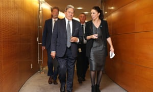 There's no reason to believe that Winston Peters's NZ First will back Ardern for PM again.