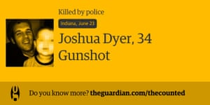 joshua dyer the counted