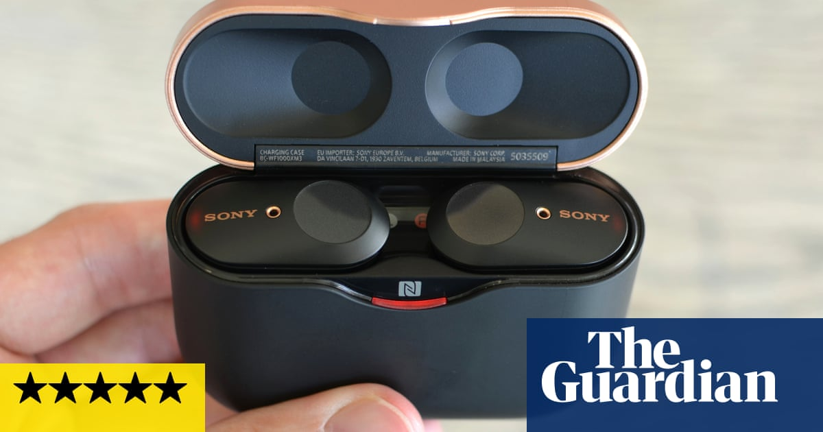 Sony WF-1000XM3 review: updated noise-cancelling earbuds