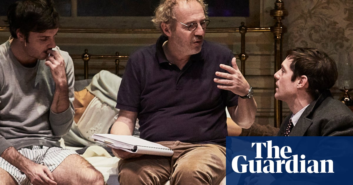 Arnaud Desplechin: Theatre is for the bourgeois. Film is the art of rascals!