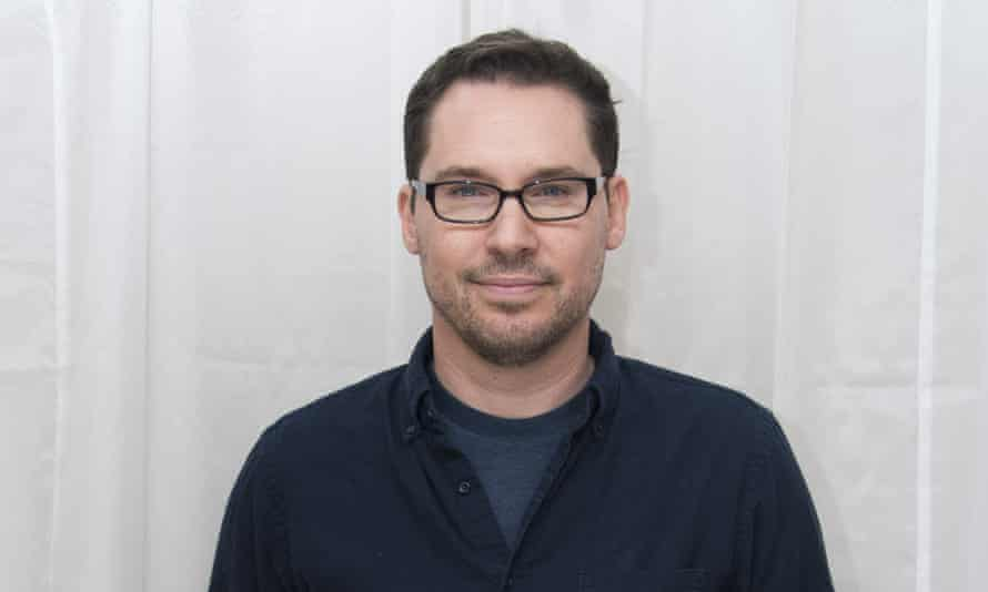 Shunned … Bryan Singer, who was not mentioned in the Golden Globes acceptance speeches.