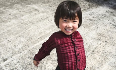 Origami-inspired clothing range that grows with your child wins Dyson award